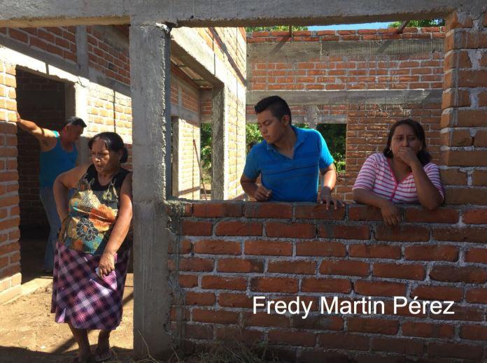 En galeras y mini casas viven los damnificados de Chiapas a un año del terremoto WhatsApp Image 2018 09 05 at 2.53.12 PM 1