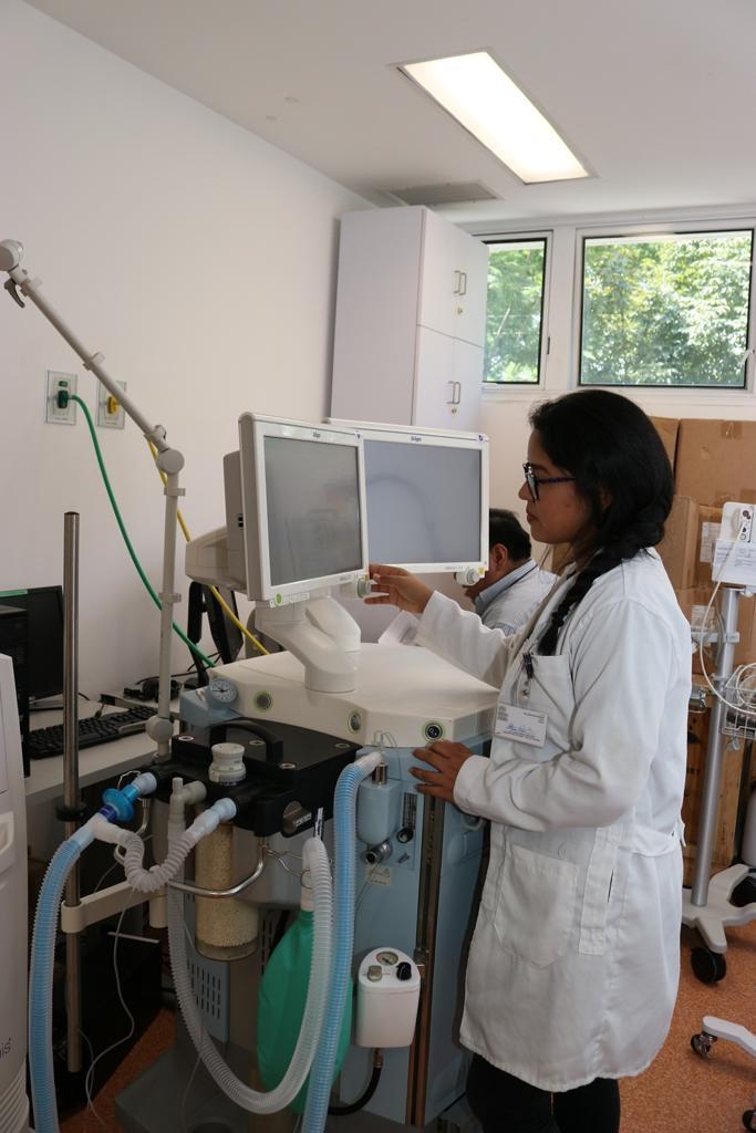 Estudiantes realizanprácticas profesionalesen Instituto Nacional de Cancerología e0bb13aa 4944 4f46 ae51 1cc17ce98cf5
