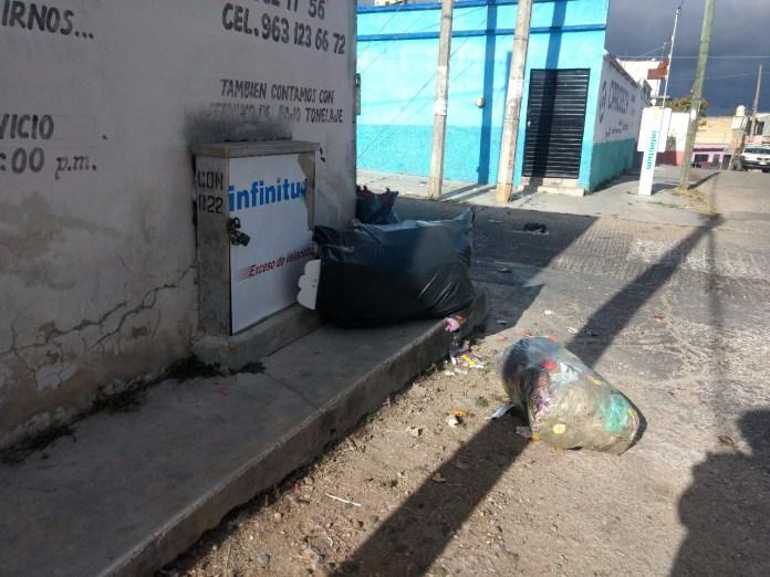 Se agrava el problema de la basura en #Comitán f50a32ba 8834 483c 9eaf 9d91ced89a40