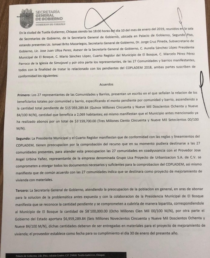 Retiran bloqueos en El Bosque y en el Puente Belisario Domínguez 5bc4839e e571 415b ba77 6c927f59ebef