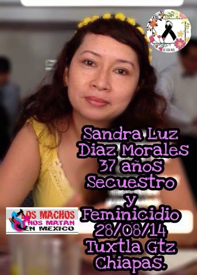 Exigen todo el peso de la ley para feminicida de Sandra Luz 0bd5a4ec d4e7 4ed3 bfdd 5163ec52bc4a