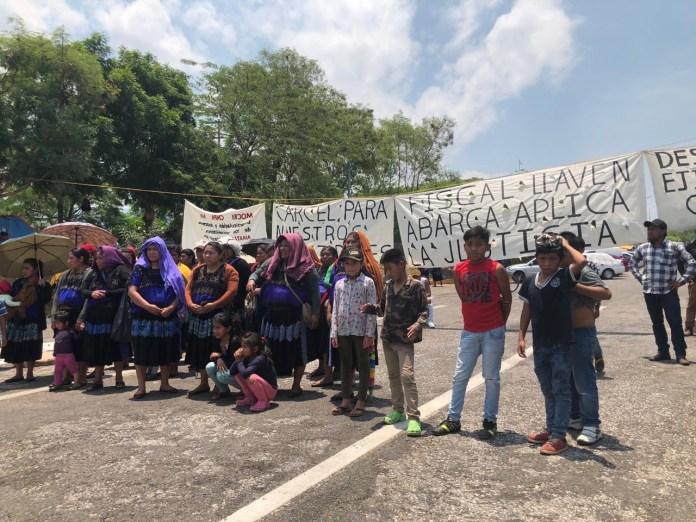 Al cumplir 3 años desplazados, tsotsiles del ejido Puebla Chenalhó exigen justicia y retorno al poblado 2c831a2a 55ee 4c00 8ef9 35560b4be7ff 1