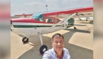 """""""El Capi"""" surcará los cielos para reforestar Chiapas"""
