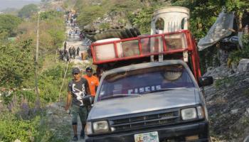 Estaban invadidas 21 hectáreas del Cañón: FGR