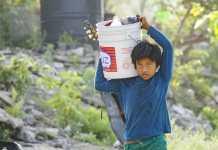 La pobreza es evidente, es notoria. En redes se aplaude el desalojo, pero no se ve el otro. Y ahora, ¿a dónde se van?