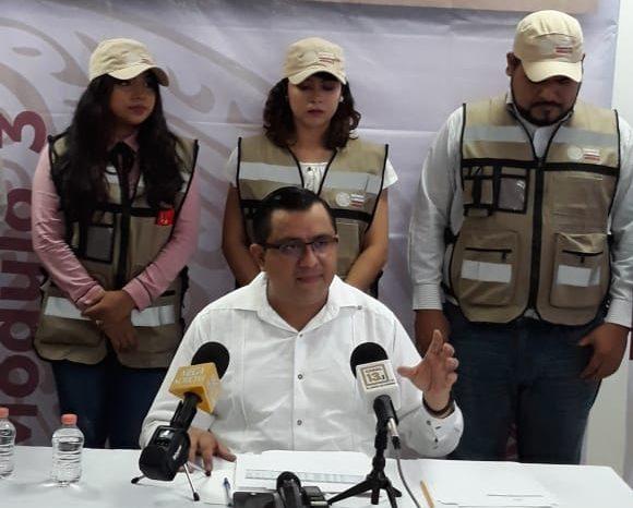 A migrantes en Chiapas: salud, trabajo y educación