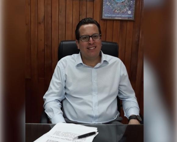 diputado Juan Salvador Camacho Velasco