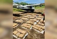 """Mega decomiso en Pijijiapan: más de 112 millones de pesos en """"coca"""""""