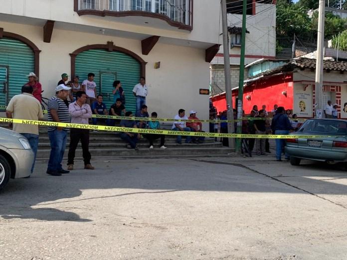 Hieren de gravedad a un elemento de la Guardia Nacional en Bochil #Chiapas 4d96f0f4 9279 40f9 8a87 b9f4cf8495b9