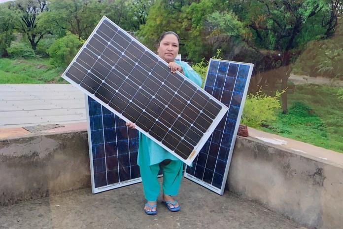 Cuatro indígenas de Chiapas regresan de la India como ingenieras solares 590520654.288491