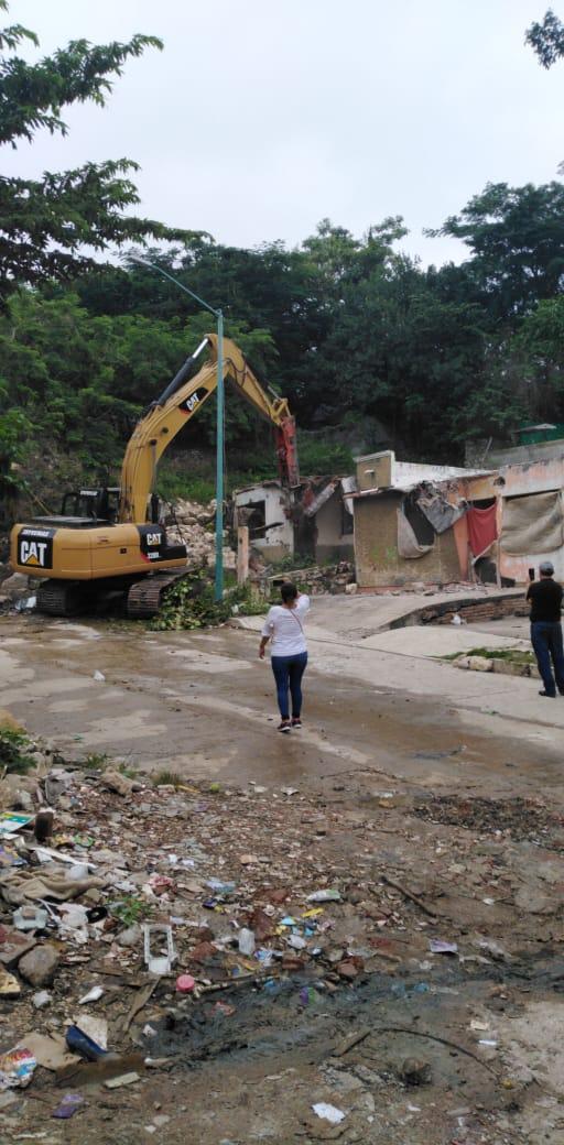Desalojan La Cueva del Jaguar 📷 Fotos WhatsApp Image 2019 10 04 at 12.42.27 PM