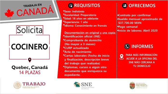 Ofertará Secretaría de Economía y del Trabajo más de mil vacantes WhatsApp Image 2019 10 13 at 2.16.15 PM