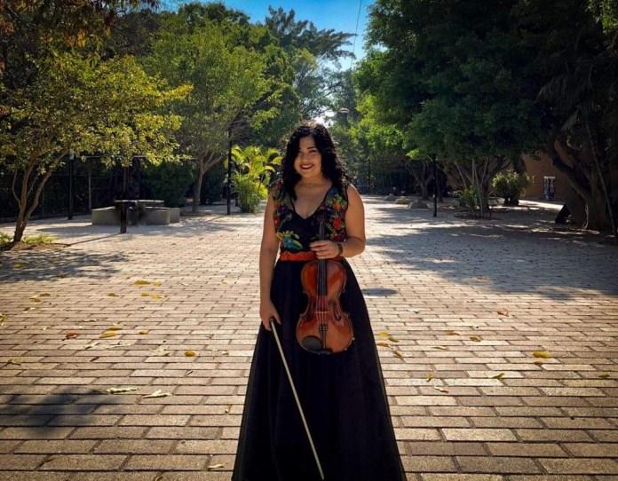Chiapaneca hace historia al ser aceptada en Conservatorio de Santa Cecilia, Italia 3702c1fa 3552 4809 b344 fd47ac606e62