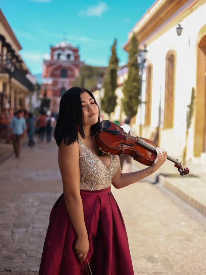 Chiapaneca hace historia al ser aceptada en Conservatorio de Santa Cecilia, Italia 668a6f55 d665 433e b9d3 f31d34d42b6a