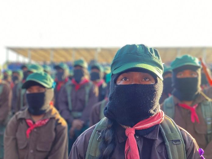 Defenderán la Madre Tierra hasta morir, advierte el EZLN img 9122