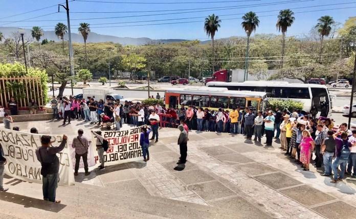 Normalistas y padres de los 43 de Ayotzinapa protestan en la Fiscalía de Chiapas 5cf69c10 cc9d 439f a91b 17774f62e6a1