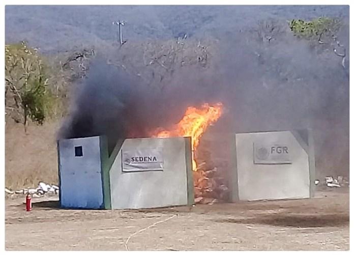 Incineran más de 270 kilos de narcóticos en Chiapas 846ea0f5 87a4 4b49 8c31 e7713cea372a
