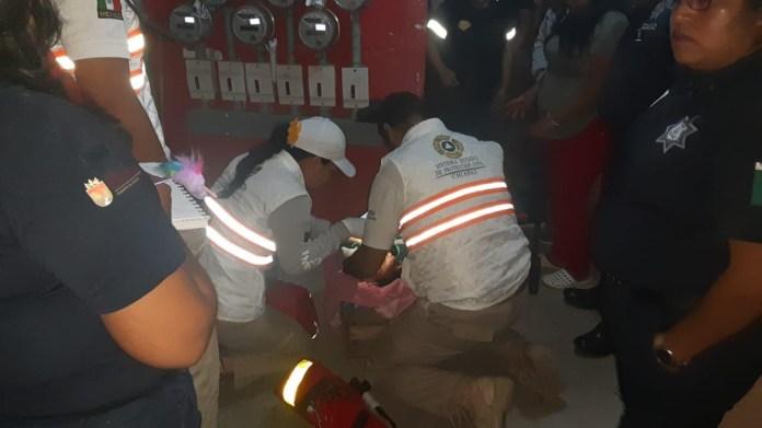 Abandonan a bebé en la Chiapas Bicentenario cbf51344 b525 42ac a1b1 5a407c428885