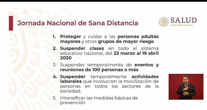 México declara la Fase 2 por pandemia de #coronavirus img 2163 1