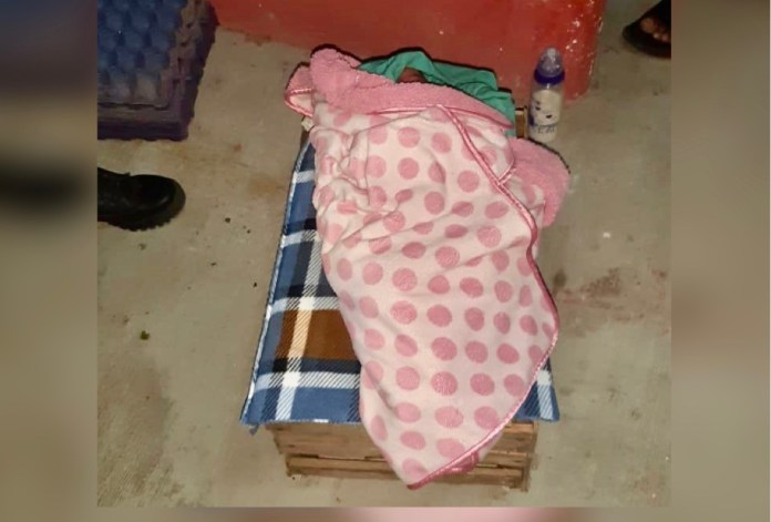 Abandonan a bebé en la Chiapas Bicentenario img 5935 1