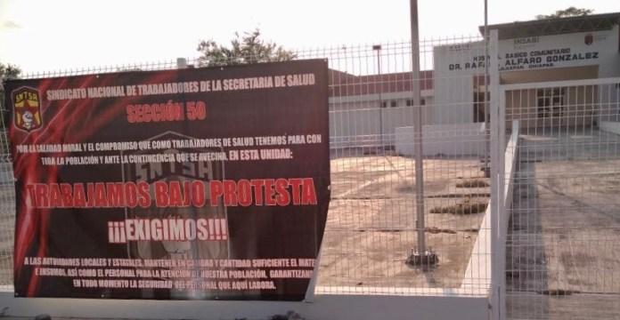 ¡Revuelta de personal médico en Chiapas! 930f8119 6984 495a 9880 4ba171d7750b