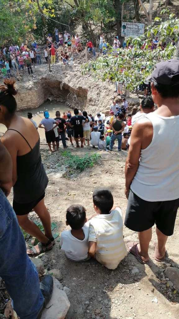 Localizan los cadáveres de los menores ahogados en Ocozocoautla. coita alertachiapas