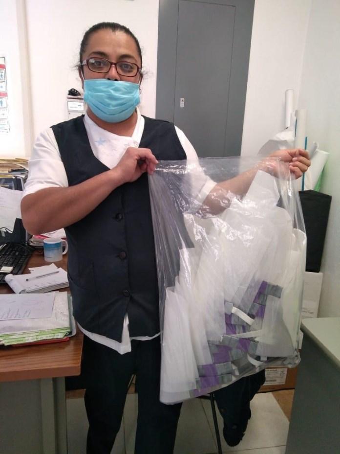 Preocupa falta de insumos para personal médico f4f26129 27b3 4521 8a29 c4c9b921da2e