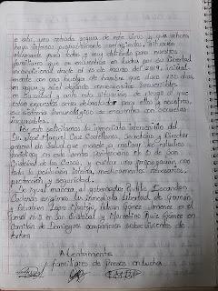 Brote de Covid-19 en el penal de San Cristóbal, 8 contagiados img 1259