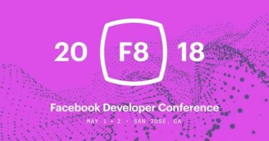 Facebook 2018 F8 Conference