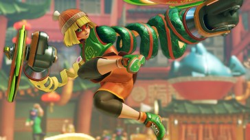 Arms Screen 5