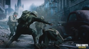 Call of Duty WWII screenshots 04