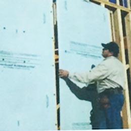 Rigid Board Insulation