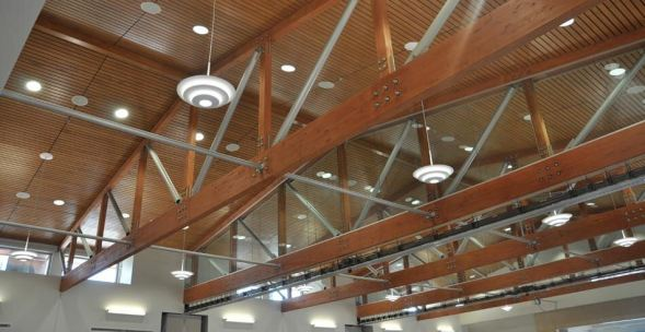 Acoustical Ceiling Installation 3