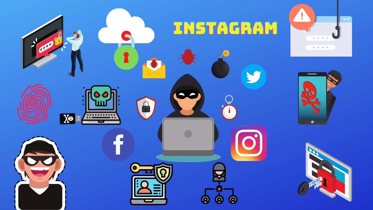 How to hack Instagram account using several hacking methods-min