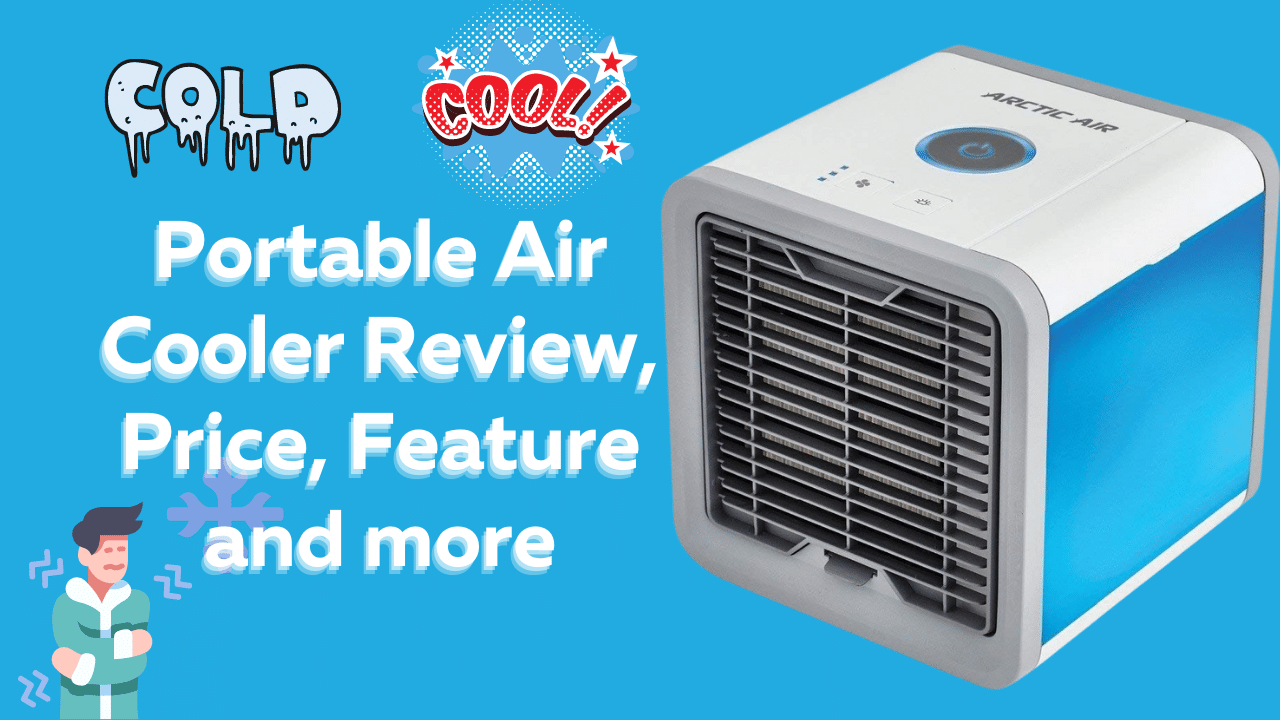 Portable Air Cooler Review