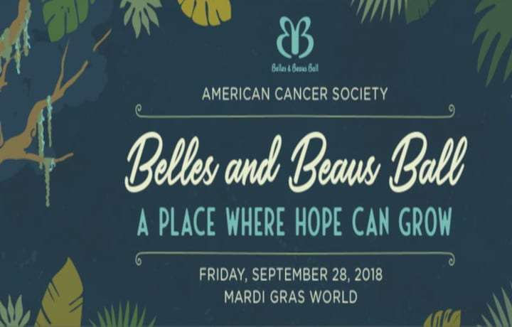 Belles and Beaus Ball