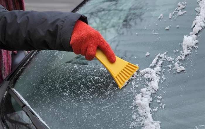 Driving Safely in Winter Weather Conditions