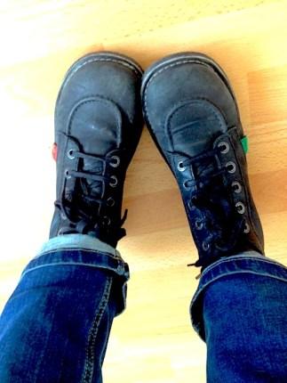 Zapato sostenible. slow life.