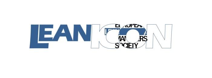 LEAN ICON logo passpartout