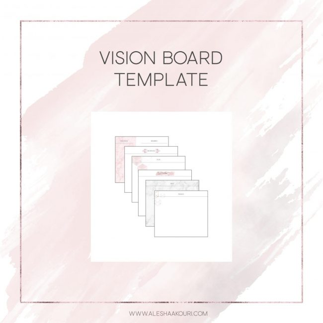 Vision board must have aleshaakouri vision board must have pronofoot35fo Gallery