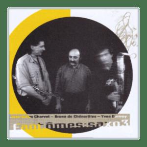 Fantomes: saxo3 - Bruno de Chénerilles