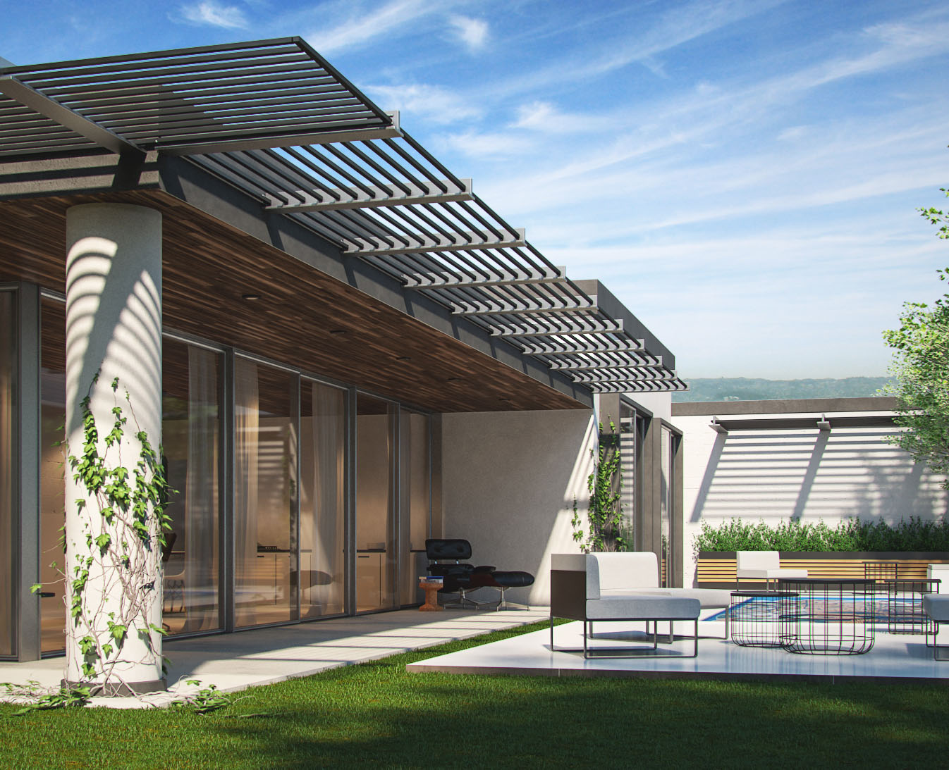 Residential-Exterior-Final-render-tutorial-exterior3d