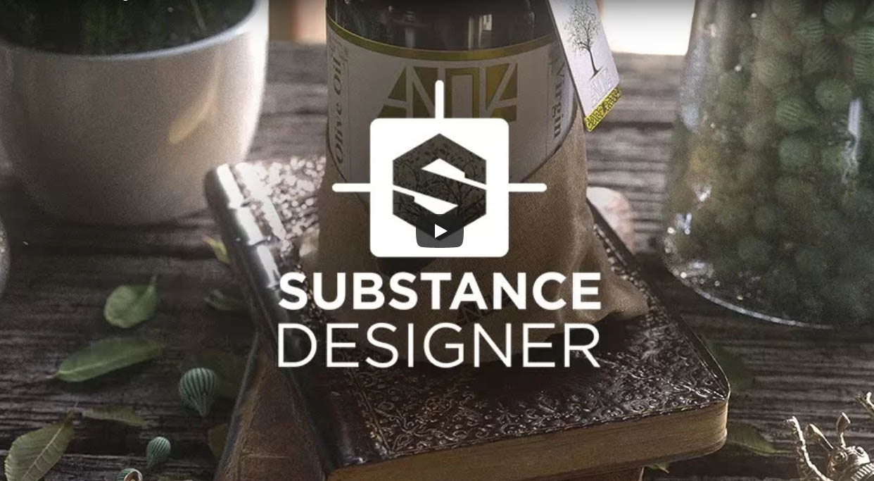 SUBSTANCE AND 3DS MAX: A PERFECT MATCH | Aleso3D