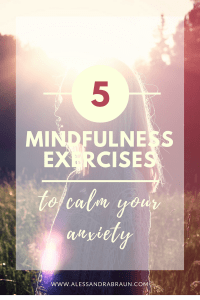Mindfulness | Mediation | How to calm anxiety | Mindfulness for anxiety |