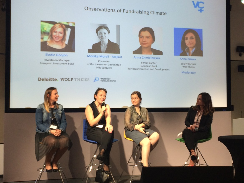 Summit 2017 European Women in Venture Capital