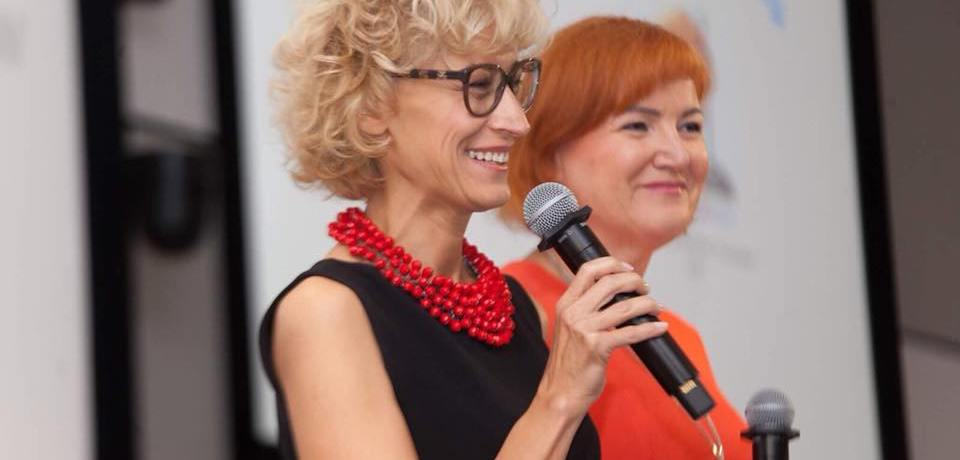 Kinga and Marzena Summit Europeo delle Donne in Venture Capital
