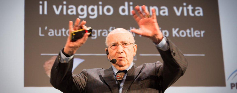 Philip Kotler Marketing Forum a Bologna