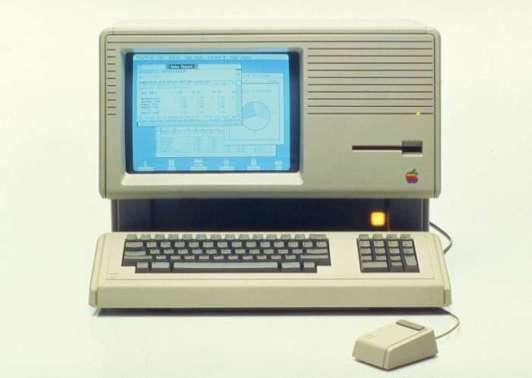 PC Lisa Apple - 1983