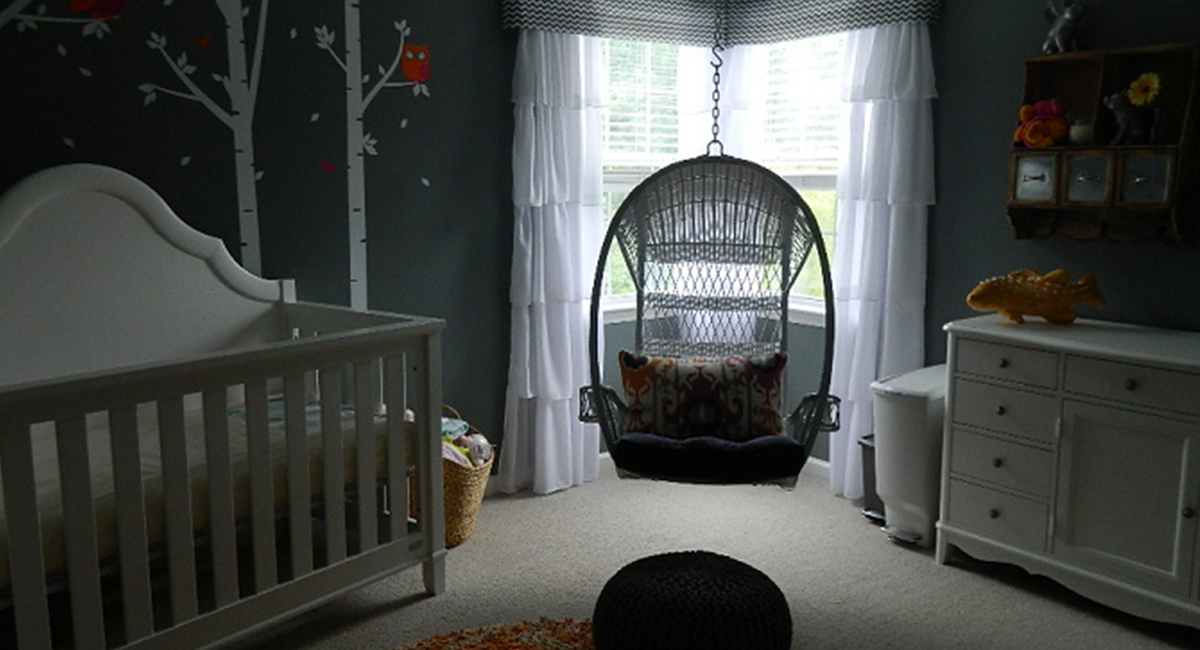 Tips for Decorating a Nursery: Penelope's Room