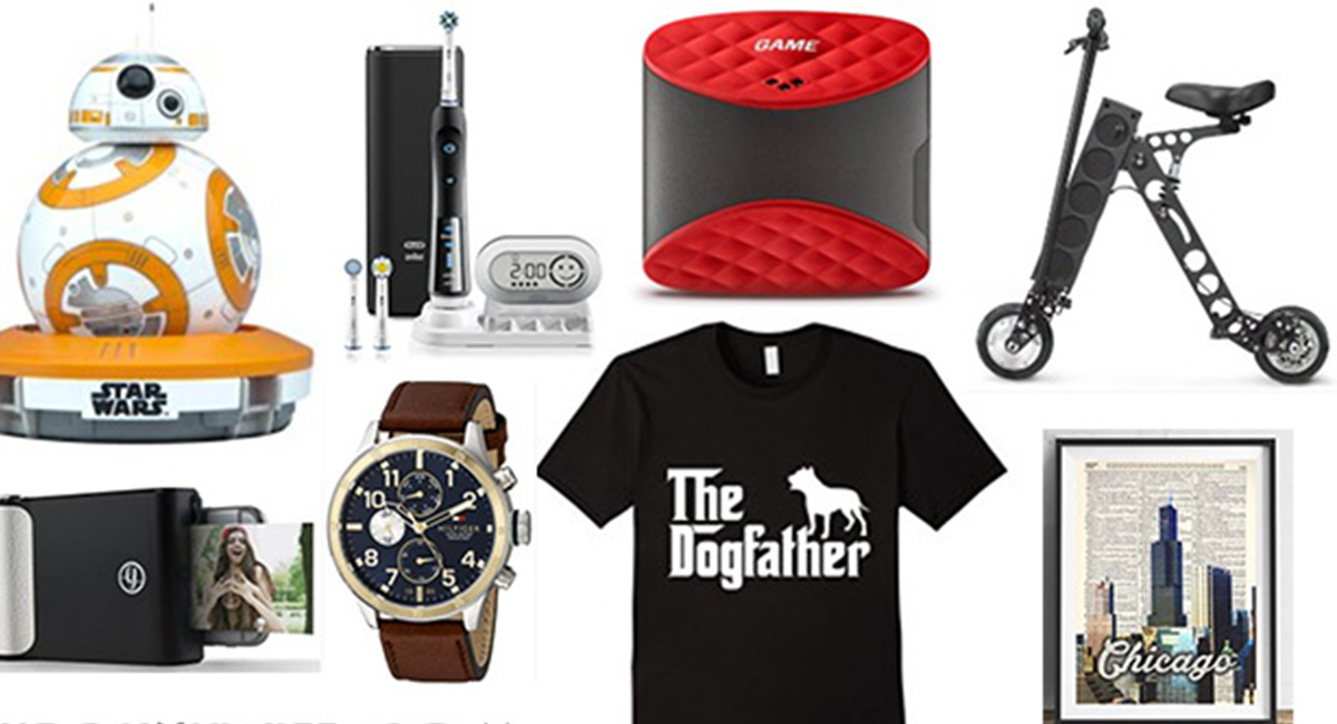Father's Day Gift Guide: Best Gifts for 2016